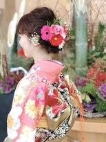 袴&振袖※卒業式&成人式スタイル30