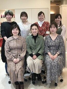 """ピアリ サクラノ(Peri sakurano)の写真/【女性専用サロン】いつでもキレイでいたい大人女性を応援♪高い技術力で""""なりたい""""を叶えてくれます*"""