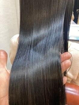 ディベスト ヘアーラウンジ(Dbest hair lounge)の写真/《レブリミット》《ケラコラ》《資生堂サブリミック》話題の高濃度水素トリートメント《ウルトワ》導入◎