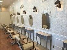 イングローブ 長生店(ingrove)の雰囲気(改装してお客様を美しく魅せるセット面です。)