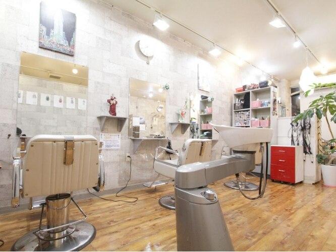 ヘアー スタジオ チェズ(Hair Studio chezu)の写真
