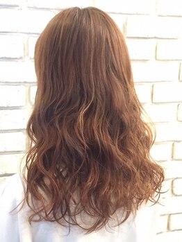 ディープ ヘアースペース(Deep hair space)の写真/ボブのワンカールからロングの巻き髪まで対応!期待以上に可愛くなれるDeepの【デジタルパーマ】が大人気!