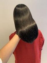 アルト(Alto)髪質改善トリートメント+ セミロングカット