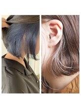 デザイナーズヘアー ラグジス(Designers hair LUXIS)~【LUXIS海老名】~tintberカラー【ティントバー】