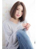 ルッソ(Lusso)☆大人女子系 ニュアンスボブ☆