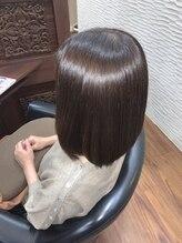 クリップ オン ヘア(CLIP on hair)髪質改善×サラサラ