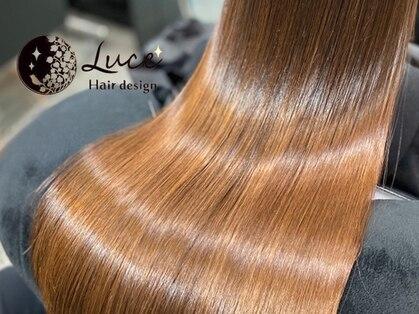 ルーチェ ヘアーデザイン(Luce Hair design)の写真