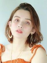 アクシー 銀座店(AXY)【AXY銀座】シースルーボブ[イルミナカラー][髪質改善][銀座]