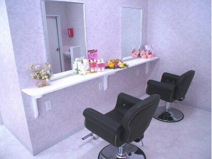 ヘアーサロンピース Hair Salon Peace 画像