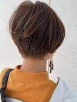 ブームワサダ(BOOM WASADA)【大分】ショートヘア 丸みショート 大人ショート
