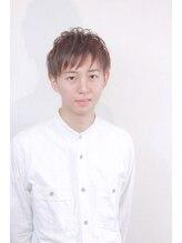 ヘアー クラフトワーク(HAIR CRAFT WORK)ショートレイヤー☆隠れツーブロック コンマヘア