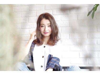 ヘアークリエイト コンテ(hair create Conte)の写真