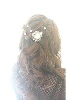 ヘアーアンドメイク ポッシュ 日暮里店(HAIR&MAKE POSH)The afternoon of the young lady