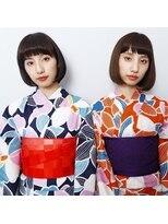 スピカ(Spica*)kimonoスタイル☆浴衣☆双子コーデ