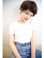 ブルース(blues)☆☆blues☆☆タマキstyle 89 大人可愛いナチュラルなショート