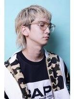 ゼロニイロク(026)《026 Style松坂良太》ハイトーンメンズウルフ