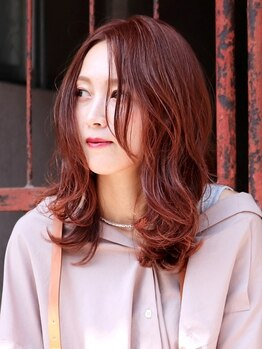 キリム(kirim)の写真/[大人気♪ダメージレスパーマ]東京超有名店出身の実力派スタイリストが手がける、大人気パーマスタイル