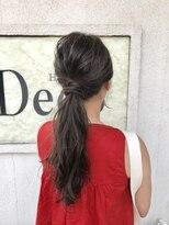 ヘアアンドメイク デコ(Hair&Make Deco)サラッとセット