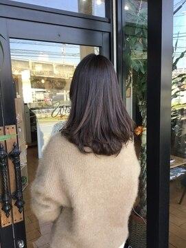 ヘアラボウィッシュ(hair labo Wish)ナチュラルレイヤーボブ♪