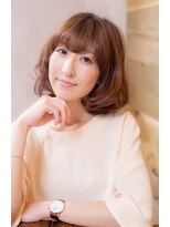 【Grous Hair lion 御茶ノ水】☆カジュアルモードボブ3☆