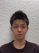 ビューティーボーイ ヤマグチ(BEAUTY BOY Yamaguchi)シャープモヒカン