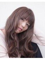 【+JOURS 加賀美 悟】ヌーディベージュ × スウィートロング