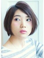 リル ヘアーデザイン(Rire hair design)【Rire-リル銀座-】美シルエットボブ