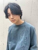 soft spiral medium center【YUSUKE】【大宮】