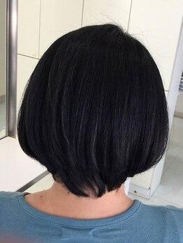 ボイスの写真/輝髪ザクロペインターで白髪染め革命!肌にも優しいカラーで白髪染めしながら頭皮を健康な状態へと導く♪