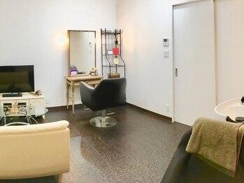 ソアラバイコットン(Soara by Cotton)の写真/個室&半個室サロンSoara by Cottonあなただけのプライベート空間でオートクチュールなサロンタイムを…♪