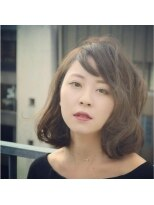 フウ(fuw Hair & Comfort) autumn bob