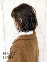 フローレス バイ ヘッドライト 三鷹店(hair flores by HEADLIGHT)ココアブラウン×ボブ_SP20210212
