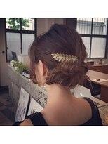 ザバンク(THE BANK)【THE BANK】綺麗な髪飾り