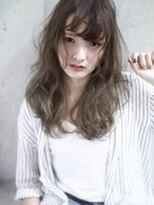 ルノン フィージュ(LUNON fieju)【LUNON fieju】☆外国人風シースルーロング☆