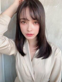 トテ(tote.)の写真/髪にこだわる人ほど美しい。貴女のLifeStyleにフィットする、扱いやすく美しい髪へ。
