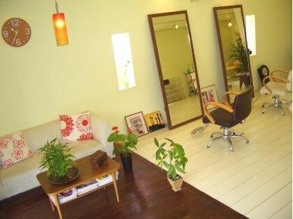 パレッテ(styling room Palette)の写真