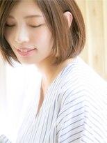 まっすぐな縮毛矯正が苦手な方へ…滑らか縮毛矯正×ハホニコTR