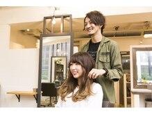 ☆美容室で完結するのではなく、御自宅での再現性を重視したサロン☆【HALU新宿西口】