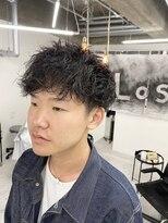 アブアイロス(LOSS)【stylist/shogo】ツイストスパイラル