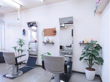 Hair salon RECESS 【ヘアーサロンリセス】