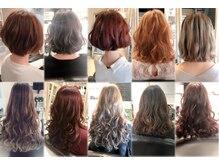 ヘアー アトリエ エゴン(hair atelier EGON)の雰囲気(トレンドスタイルからナチュラルまで幅広く対応!!)
