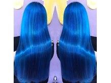 """ヘアサロン トミー(Hair salon TOMMY)の雰囲気(髪をいたわりながらカラー、ブリーチができる""""R""""導入しました! )"""