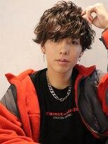 コンフィデンス メンズヘアー(confidence MEN'S HAIR)【BIGワインド】ウザバングver.