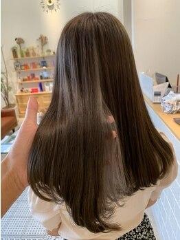 シーツー 三吉店(C2)の写真/心トキメク艶髪に…*種類が豊富だから一人ひとりの髪の状態をカウンセリングしピッタリの施術をご提案◎