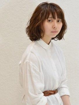 プラントヘアー(Plant hair)【Plant hair】style1b