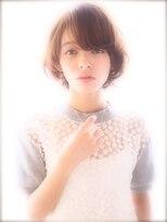 エラ(ELLA)☆大人可愛い☆耳かけ小顔マッシュ☆