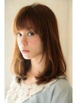 ミンクス ギンザ(MINX ginza)【MINX鈴木】柔らかで自然なプラチナ縮毛矯正スタイル