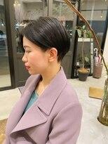 ヘアーアイスカルテット(HAIR ICI QUARTET)イヤリングカラー × ロイヤルブルー