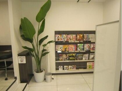 メンズ ウィル バイ スヴェンソン 新宿スタジオ(MEN'S WILL by SVENSON)の写真