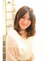 ウィル 阪急茨木駅前店(WiLL)伸ばしカケなのにかわいいクラシカル美髪